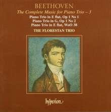 Ludwig van Beethoven (1770-1827): Klaviertrios Vol.3, CD