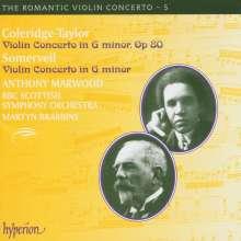 Arthur Somervell (1863-1937): Violinkonzert g-moll, CD