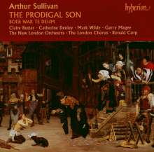 Arthur Sullivan (1842-1900): The Prodigal Son, CD