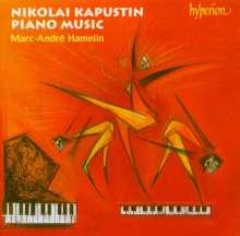 Nikolai Kapustin (geb. 1937): Klaviersonate Nr.6 (op.62), CD