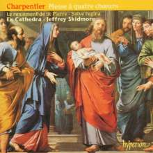 Marc-Antoine Charpentier (1643-1704): Messe a 4 Choeurs H.4, CD