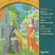 Guillaume Dufay (1400-1474): Mass for St.Anthony Abbot, CD