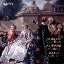 Francois Couperin (1668-1733): Klavierwerke Vol.2, CD