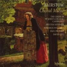 Edward Bairstow (1874-1946): Chormusik, CD