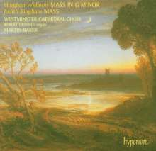 Judith Bingham (geb. 1952): Messe, CD