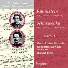 Xaver Scharwenka (1850-1924): Klavierkonzert Nr.1 op.32, CD