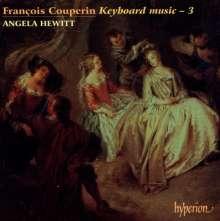 Francois Couperin (1668-1733): Klavierwerke Vol.3, CD