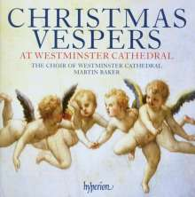 Christmas Vespers at Westminster Cathedral, CD