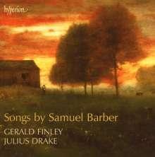 Samuel Barber (1910-1981): Lieder, CD