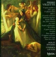 Paul Villette (1926-1998): Choral Music, CD