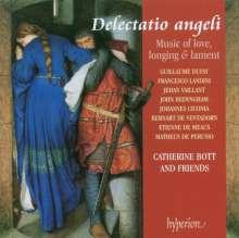 Catherine Bott - Delectatio angeli, CD