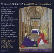 William Byrd (1543-1623): The Byrd Edition 10, CD