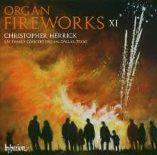 Christopher Herrick - Organ Fireworks 11, CD