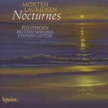 Morten Lauridsen (geb. 1943): Nocturnes, CD