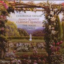 Samuel Coleridge-Taylor (1875-1912): Klavierquintett op.1, CD