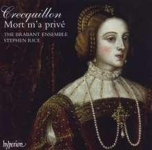 Thomas Crecquillon (1505-1557): Missa Mort m'a prive, CD