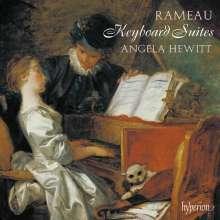 Jean Philippe Rameau (1683-1764): Klavierwerke, CD