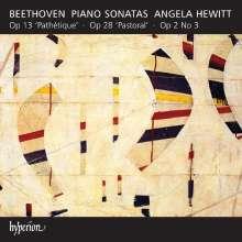 Ludwig van Beethoven (1770-1827): Klaviersonaten Vol.2, CD