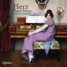 Henri Herz (1803-1888): Klavierwerke, CD