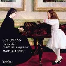 Robert Schumann (1810-1856): Humoreske op.20, CD