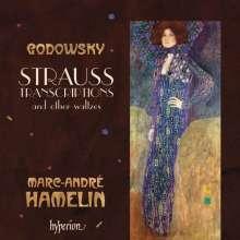 Leopold Godowsky (1870-1938): Strauss-Transkriptionen, CD