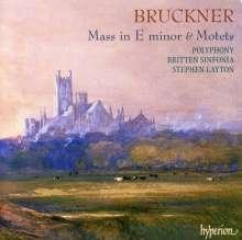 Anton Bruckner (1824-1896): Messe Nr.2 e-moll, CD