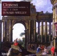 Muzio Clementi (1752-1832): Sämtliche Klaviersonaten Vol.1, 2 CDs