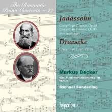 Felix Draeseke (1835-1913): Klavierkonzert Es-Dur op.36, CD