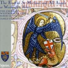Westminster Abbey Choir - Feast of St.Michael & all Angels, CD