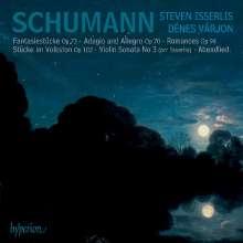 Robert Schumann (1810-1856): Werke für Cello & Klavier, CD
