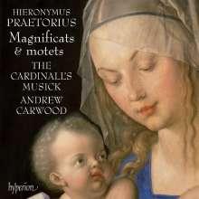 Hieronymus Praetorius (1560-1629): Magnificats und Motetten, CD