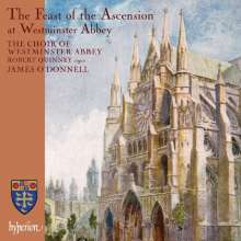 Westminster Abbey Choir - The Feast of the Ascension, CD