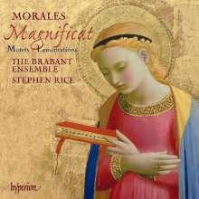 Cristobal de Morales (1500-1553): Magnificat im 1.Ton, CD