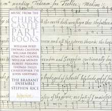 Music from the Chirk Castle Part-Books, CD