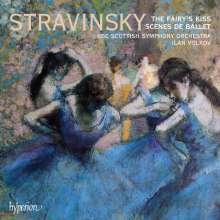 Igor Strawinsky (1882-1971): Le Baiser de la Fee, CD