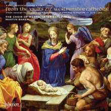 Westminster Cathedral Choir - From the Vaults of Westminster, CD