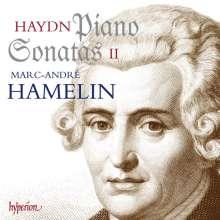 Joseph Haydn (1732-1809): Klaviersonaten H16 Nr.26,31,33-35,39,42,48,49, 2 CDs