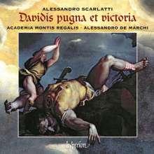 Alessandro Scarlatti (1660-1725): Davidis pugna et victoria (Oratorium), CD