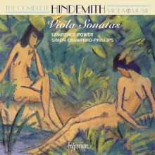 Paul Hindemith (1895-1963): Sämtliche Werke für Viola Vol.1, CD