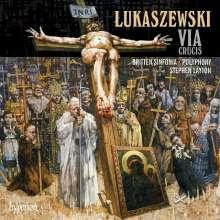 Pawel Lukaszewski (geb. 1968): Via Crucis, CD