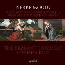 Pierre Moulu (1484-1550): Missa Missus est Gabriel angelus, CD