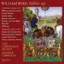 William Byrd (1543-1623): The Byrd Edition 13, CD