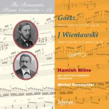 Josef Wieniawski (1837-1912): Klavierkonzert g-moll op.20, CD