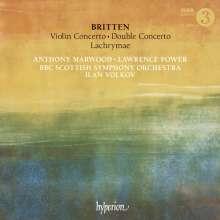 Benjamin Britten (1913-1976): Violinkonzert op.15, CD