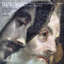 """Philippe Rogier (1560-1596): Missa """"Ego sum qui sum"""", CD"""