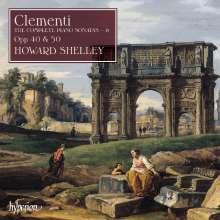Muzio Clementi (1752-1832): Sämtliche Klaviersonaten Vol.6, 2 CDs