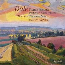 Benjamin Dale (1885-1943): Klaviersonate d-moll, CD