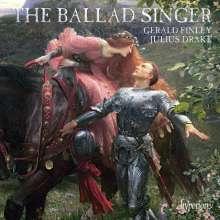 Gerald Finley  - The Ballad Singer, CD