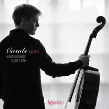 Alban Gerhardt - Casals Encores, CD