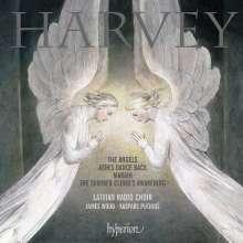 Jonathan Harvey (1939-2012): The Angels für Chor, CD